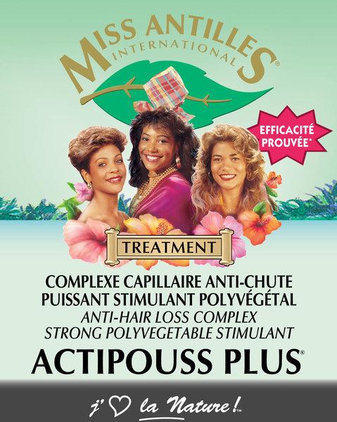 Miss antilles Actipouss plus