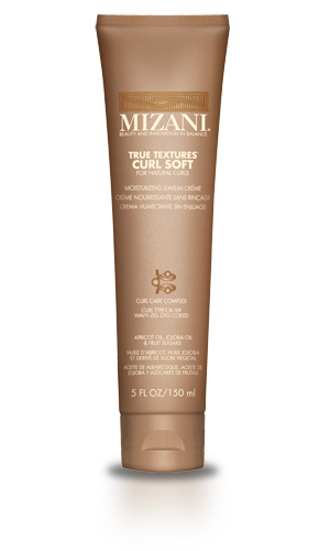 Mizani Cheveux naturels Crème nourrissante Curl Soft