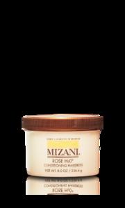 Mizani Cheveux secs Crème de jour Rose H2O