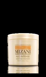 Mizani Cheveux secs Crème de nuit H2O Intense