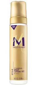 Motions Foaming Wrap Lotion