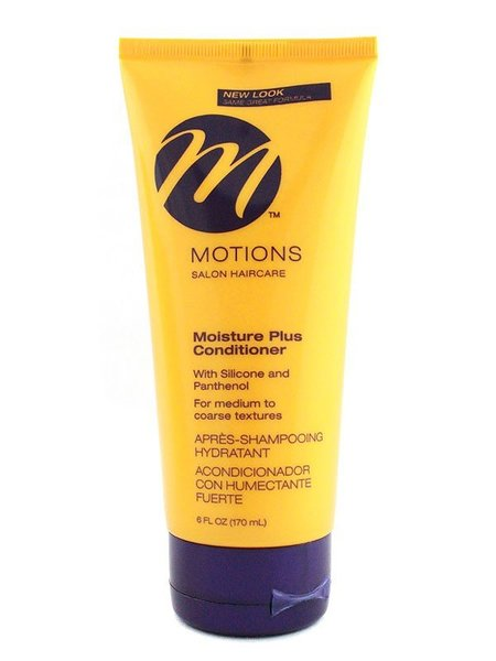 Motions Moisture Plus Conditioner After shampoo