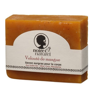 """NoireôNaturel Savon """"Velouté de Mangue"""""""