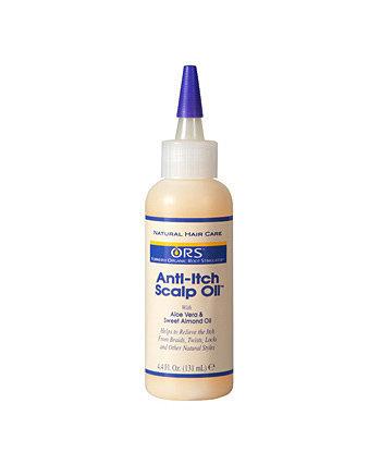 Organic Root Stimulator Anti-itch Scalp Oil