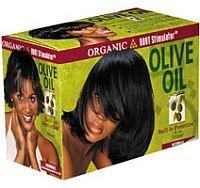 Organic Root Stimulator Kit Défrisant Olive Oil Super