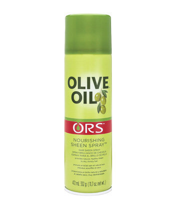 Organic Root Stimulator Olive Oil Sheen Spray
