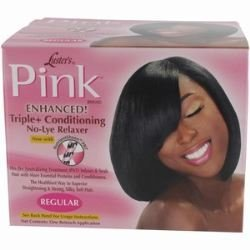 Pink Kit Défrisant normal