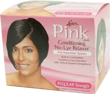 Pink Kit Défrisant Super