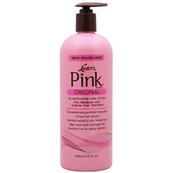 Pink Lotion huile hydratante