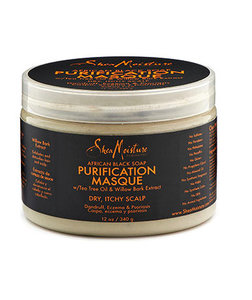 Shea Moisture African Black Soap Masque Purifiant