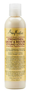 Shea Moisture jamaican black castor oil strengthen, grow & restorestyling lotion