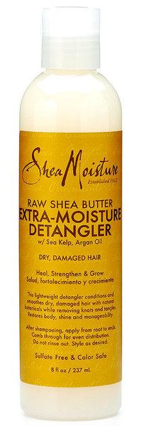Shea Moisture Raw Shea butter extra moisture detangler