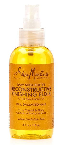 Shea Moisture Raw Shea butter reconstructive finishing elixir