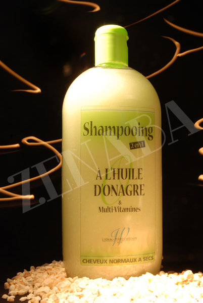 Wilson Shampoing Huile d'Onagre