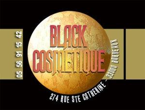 Black cosmétique