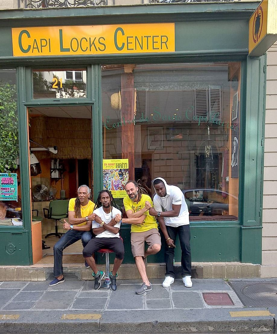 Capilocks center avis salons de coiffure afro antillais for Salon de locks paris
