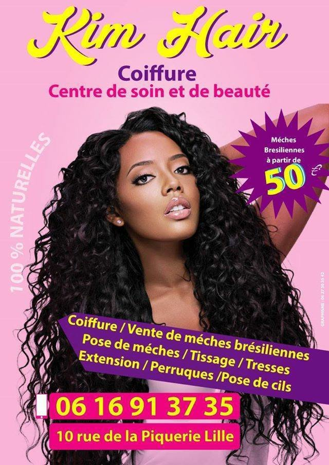 Kim Hair Coiffure