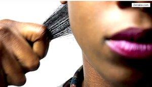 bases de la coiffure afro faire des vanilles à 3 brins