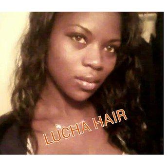 lucha hair