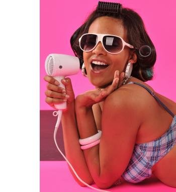 7 conseils pour tirer parti de son s che cheveux magazine coiffure afro webzine tutos afro. Black Bedroom Furniture Sets. Home Design Ideas